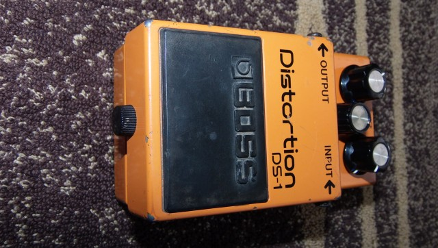 """Boss DS-1 """"Distortion"""""""