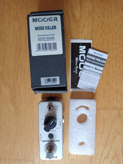 Pedal Mooer Noise Killer (REBAJADO)