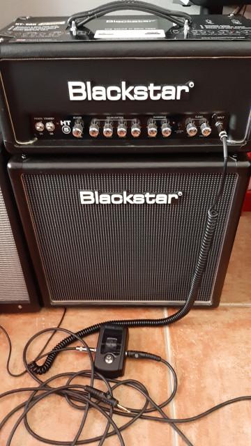 BLACKSTAR HT-5RH+ PANTALLA BLACKSTAR