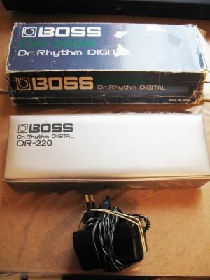 BOSS Dr. Rhythm Digital DR-220A