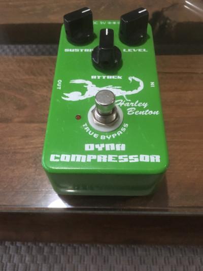 Harley Benton Compressor