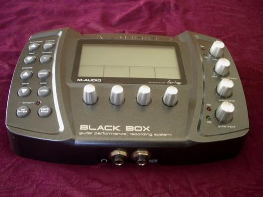 (Reservado) BLACK BOX M-AUDIO