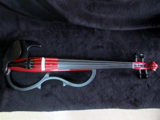 o CAMBIO Violín Yamaha de la Serie Silent Violin SV200