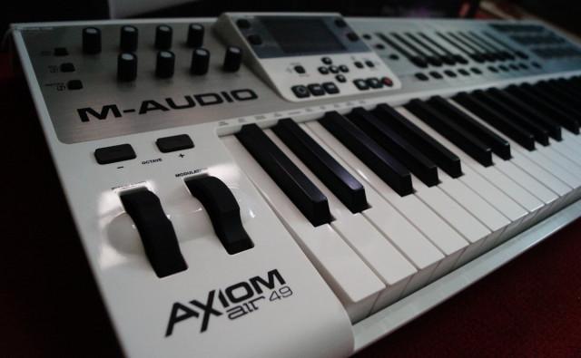 M-Audio Axiom Air 49 teclado controlador MIDI USB