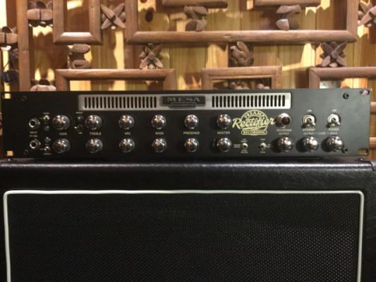 Mesa Rectifier Recording Preamp