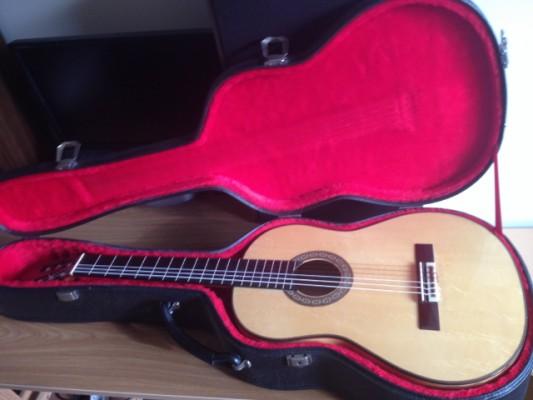 Guitarra Flamenca Valeriano Bernal 1999