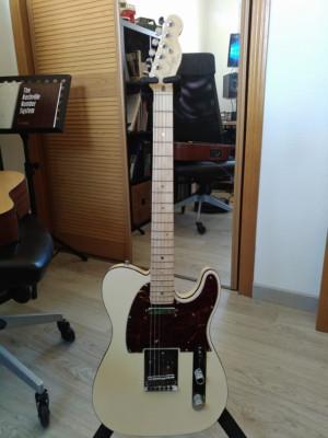 Fender Telecaster American Deluxe con pastillas Suhr