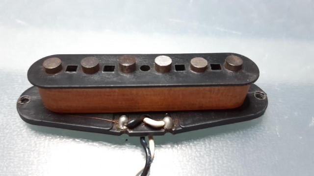 Pastilla Fender Stratocaster 58 reissue