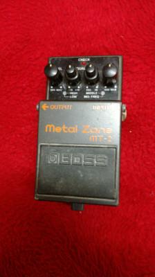 Pedal Metal Zone MT-2