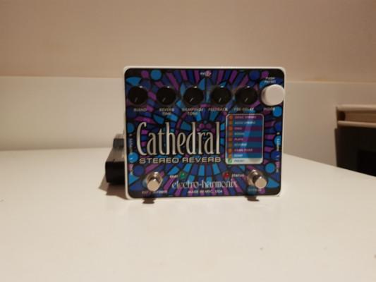 Electro harmonix revelen cathedral