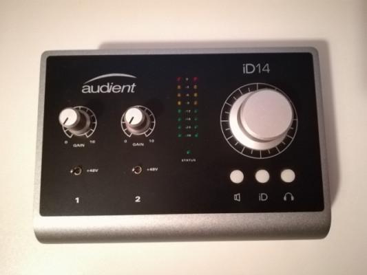 Audient iD14 - Interface de audio
