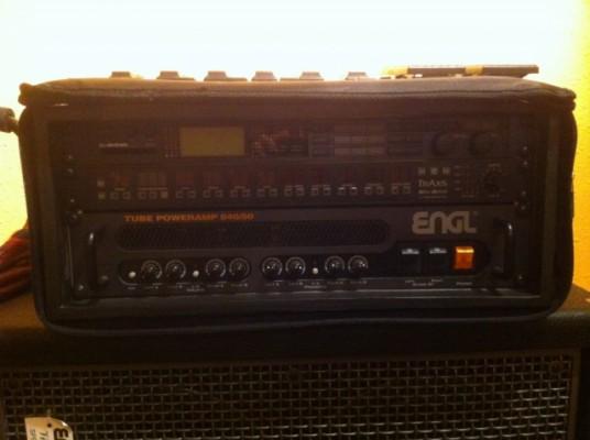 Mesa Boogie Triaxis phat mode V2 + Engl 50/50 + Engl E212VH