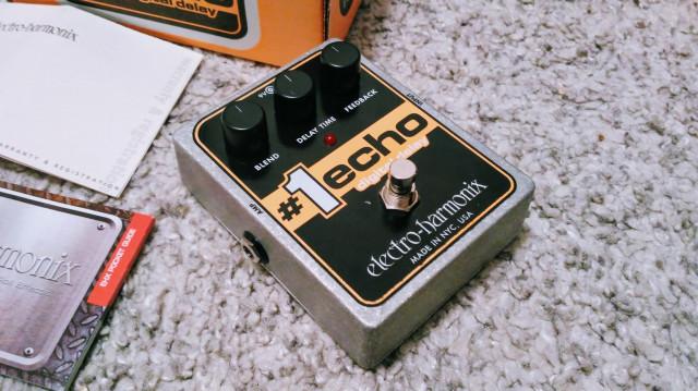 Electro-harmonix  #1 Echo Digital Delay (envío incluido)