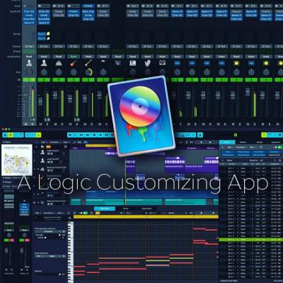 Compro o cambio Creationauts - LPX Colorizer para Logic Pro X