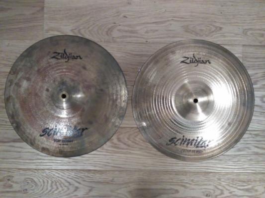Zildjian Scimitar Hi Hat 14'