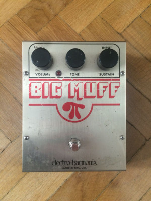 Big Muff Electroharmonix