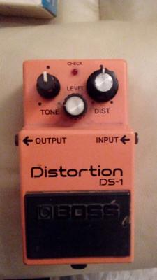 Boss Ds1, distorsion