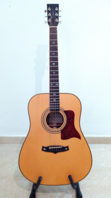 Guitarra acústica Tanglewood TW115AS muy nueva