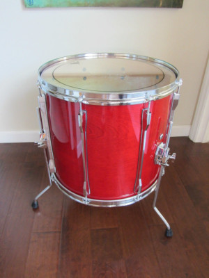 "Pearl BLX All Birch Shell ...""18x16"" floor tom"