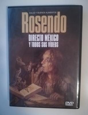 DVD ROSENDO Salud y buenos alimentos