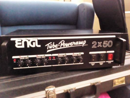 ENGL POWERAMP 50/50