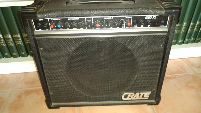O cambio Crate G80 XL