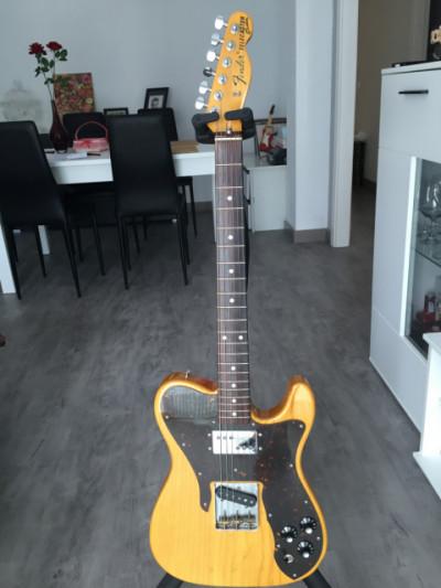 RESERVADA - Fender Telecaster Custom 72
