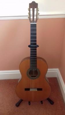Guitarra clásica Alhambra 5P + funda