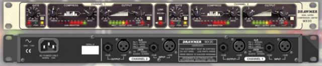 Drawmer MX-30
