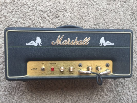 Marshall 2061 JMP Lead and Bass handwired UK
