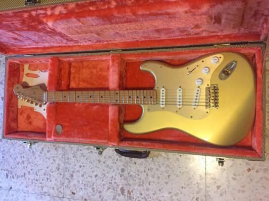 Fender Stratocaster 50's Aztec Gold