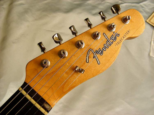 Mástil para Fender Telecaster