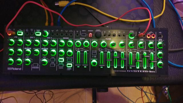 Roland system 1m (envío incluido) SEMIMODULAR