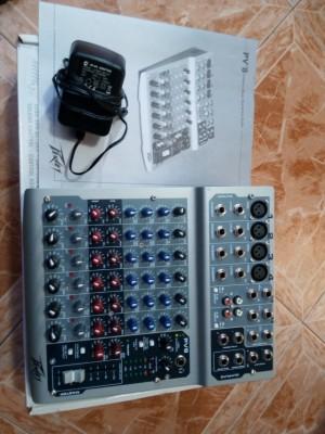 Mesa mezcladora Peavey PV8