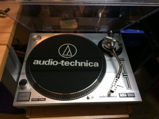 Audio Technica ATLP120 USB Record Deck / Giradiscos