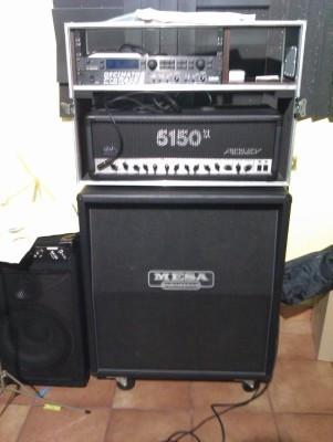 /Cambio Pantalla Mesa Boogie 4x12 V30 Angulada