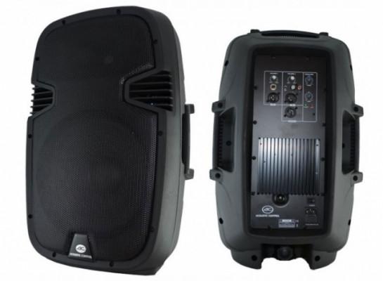 Altavoz autoamplificado Acoustic Control LC-15A 350W