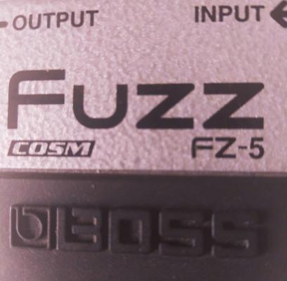 BOSS FZ-5 Fuzz     (Incl. envío certificado 24h)