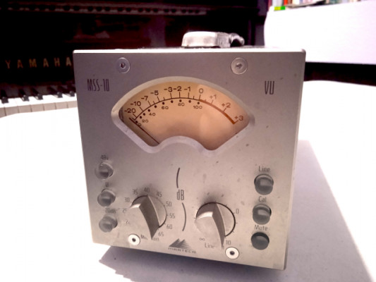 Martech MSS-10 preamp