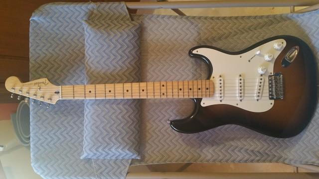 Fender Stratocaster Jimmie Vaughan