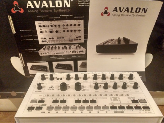 Abstrakt Instruments Avalon