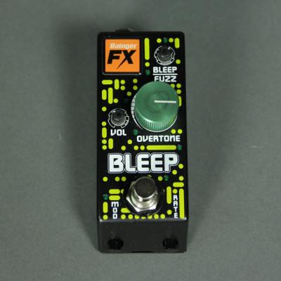 Rainger Fx Bleep + Igor (pad de expresión) - Fuzz y Glitch para frikis