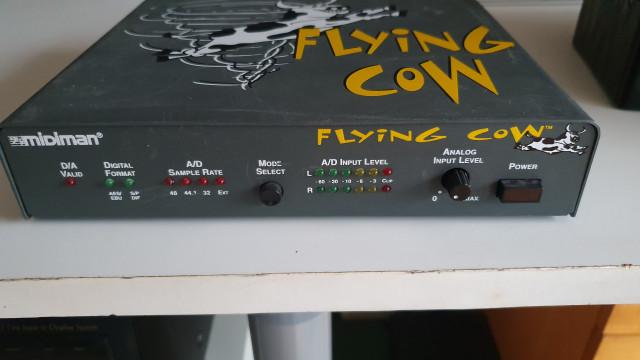 Conversor audio midiman m-audio