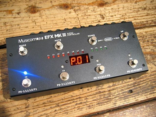 MusicomLab MK3 (looper switcher)