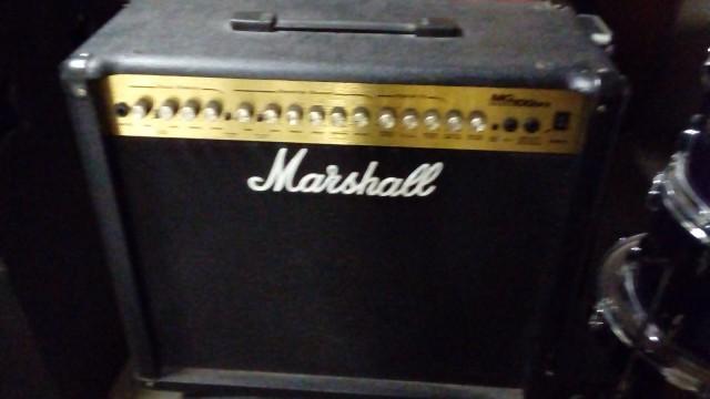 Marshal mg100dfx