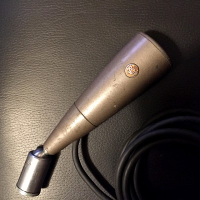 RCA BK-1A (50's) Vintage microphone