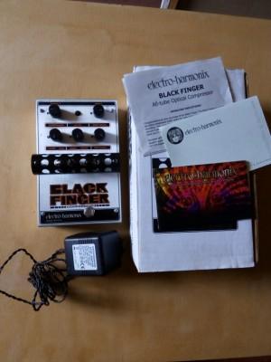 Vendo  Black Finger Optical Tube Compressor