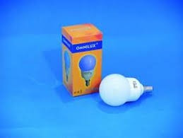 Bombillas LED globo 7colores OMNILUX FC-50