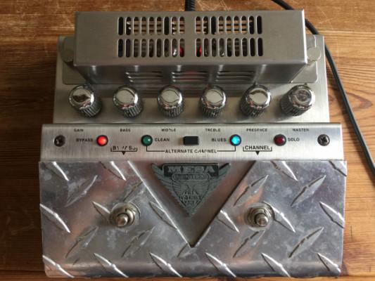 LIQUIDACIÓN!! Mesa Boogie V-Twin (Preamp a válvulas con tres canales)