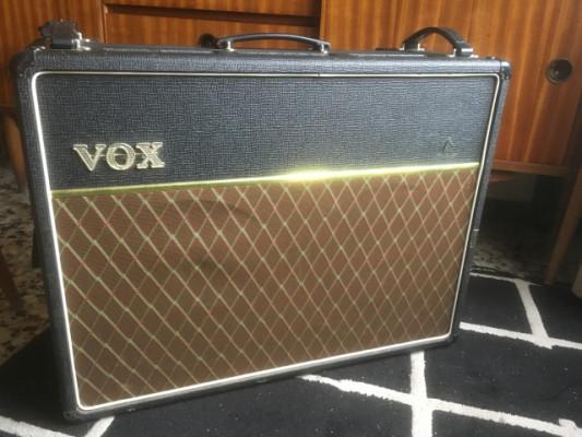 VOX ac30 Made in England del 98 sin altavoces. NO CAMBIOS.